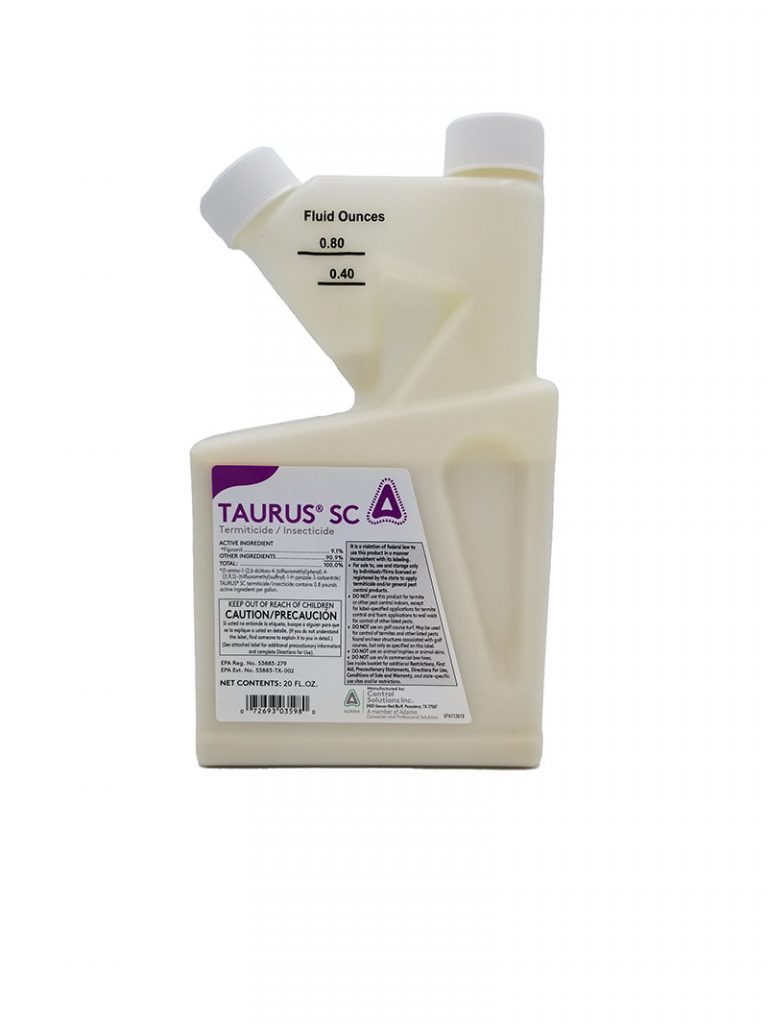Taurus SC Termiticide Concentrate