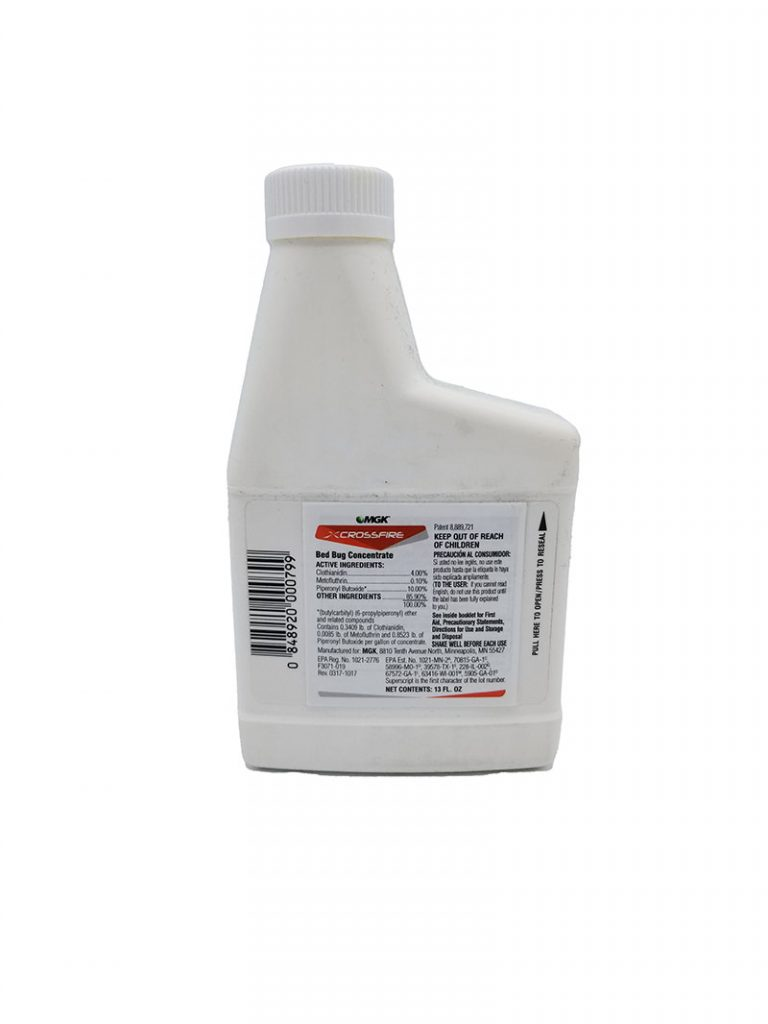 Crossfire Bed Bug Concentrate