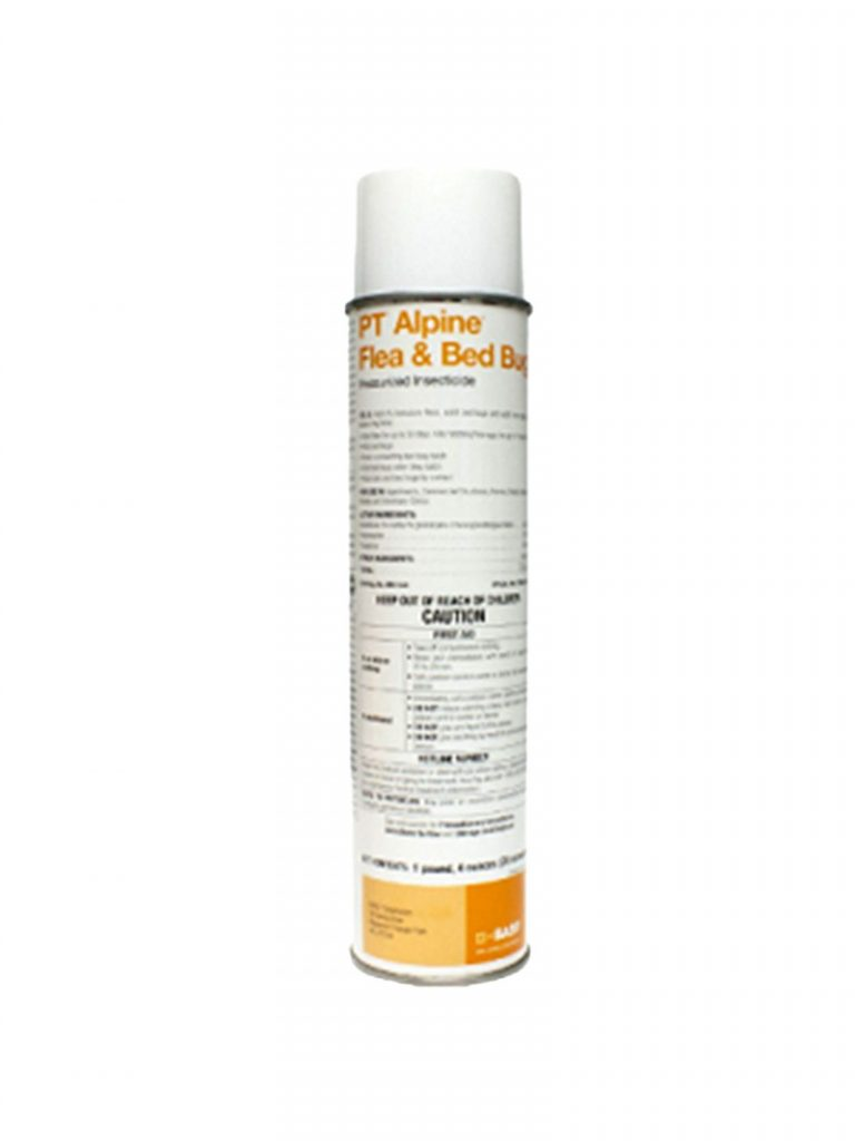 PT Alpine Flea & Bed Bug Aerosol