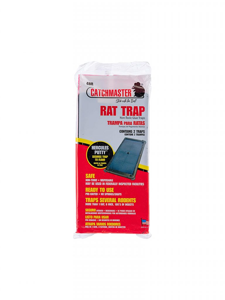 Catchmaster 48R Rat Glue Trays
